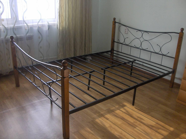 Своими руками металлическую кровать